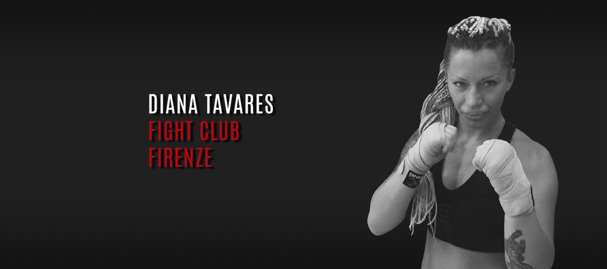 Diana Tavares - Fight Club Firenze